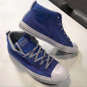 Converse Chuck Taylor All Star Mid-Top Blue Sz 12